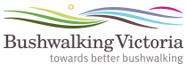 Bushwalking Vic website colour logo